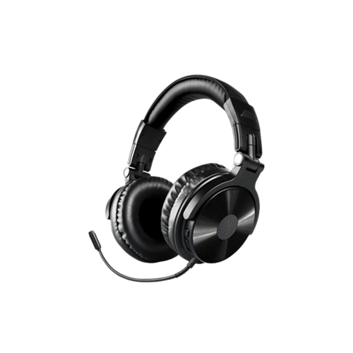 Over Ear Headphones, OneOdio Wireless/Wired 30 Hrs Stereo  w/Extended Mic, Foldable Headset with Deep Bass, 50mm Neodymium Drivers for PC/Phone