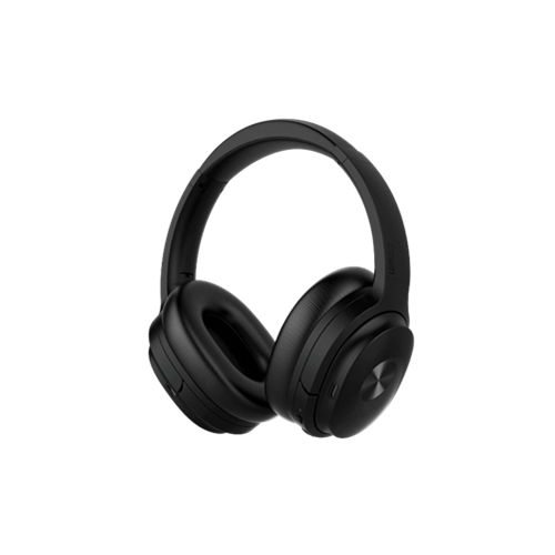 SE7 Active Noise Cancelling Headphones Wireless Headphones Over Ear with Microphone/Aptx, Comfortable Protein Earpads, 50 Hours Playtime for Travel/Wo